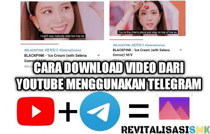download video youtube di telegram