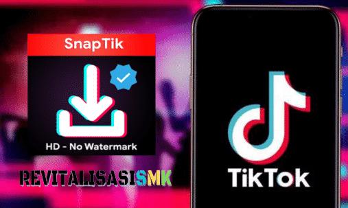 snaptik app download video tiktok