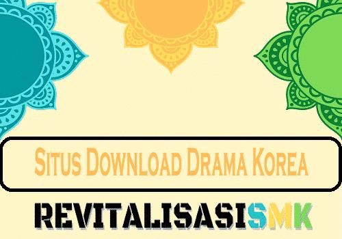 situs download drama korea