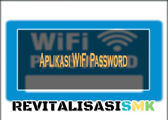 cara mengetahui kata sandi wifi