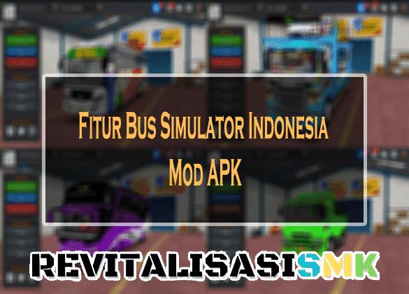 bus simulator indonesia mod apk uang tak terbatas